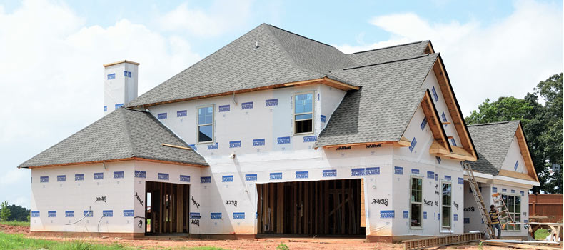 Get a new construction home inspection from Vantage Point Inspections